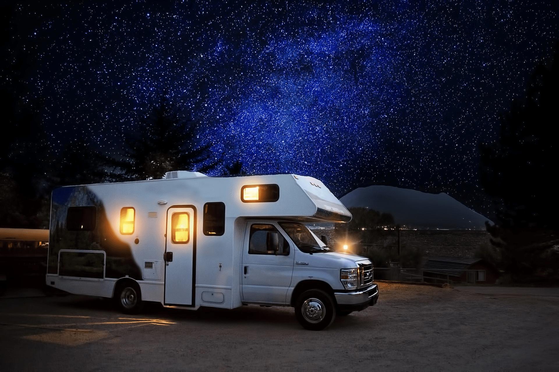 Skal du have campingvognen gjort klar til festival?